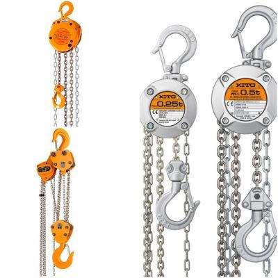 Manual Chain Blocks